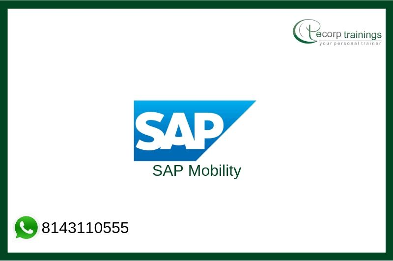 SAP Mobility Training