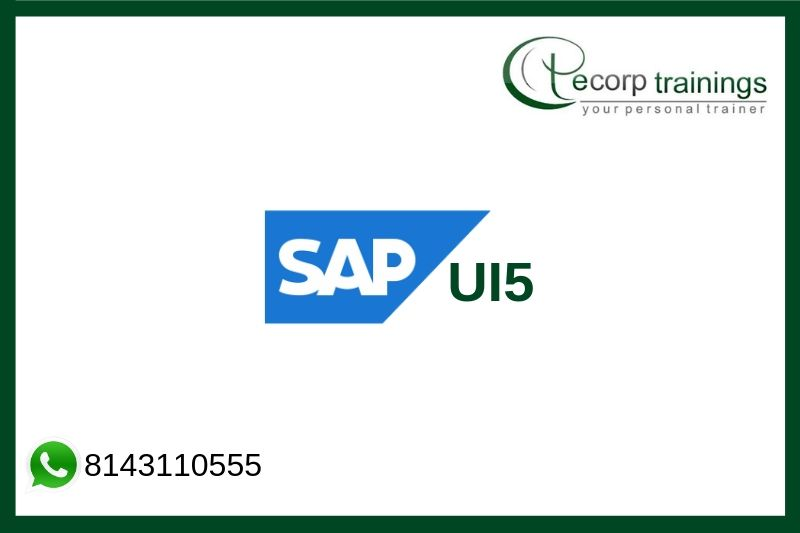 SAP UI5 Training