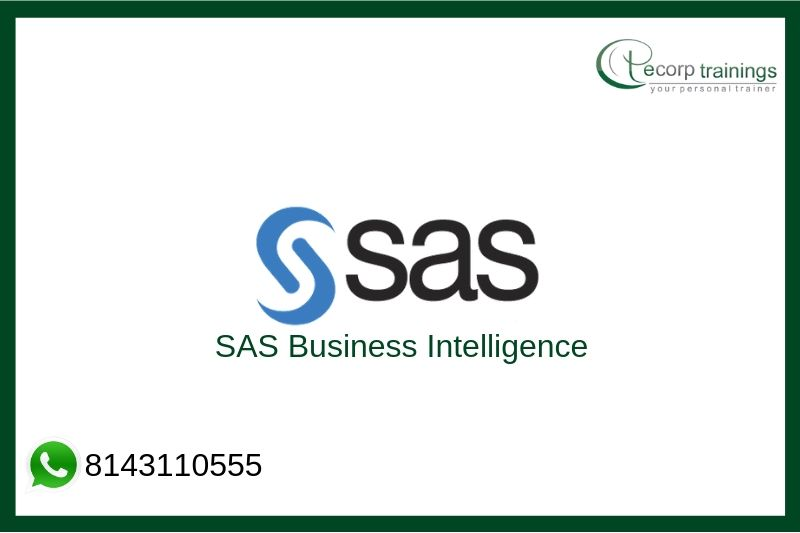 SAS BI Training