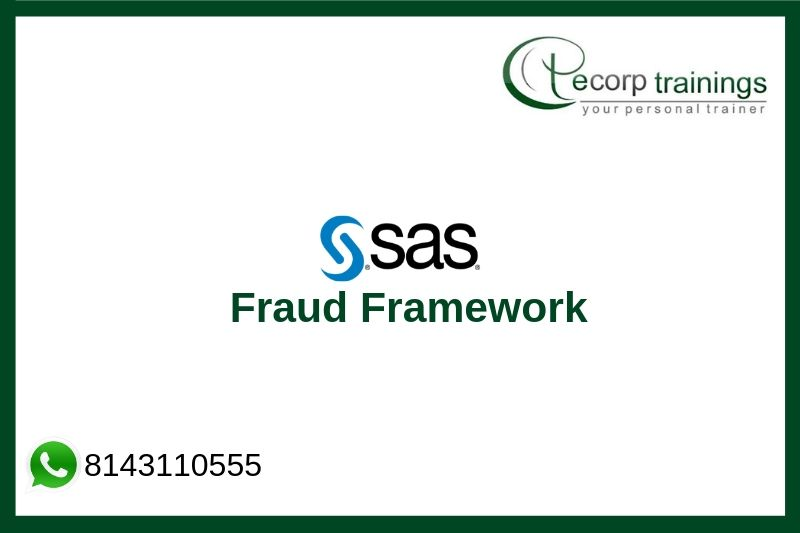 SAS Fraud Framework Training