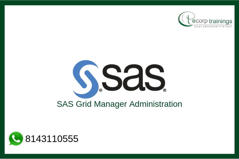 SAS Grid Manager Administration Training
