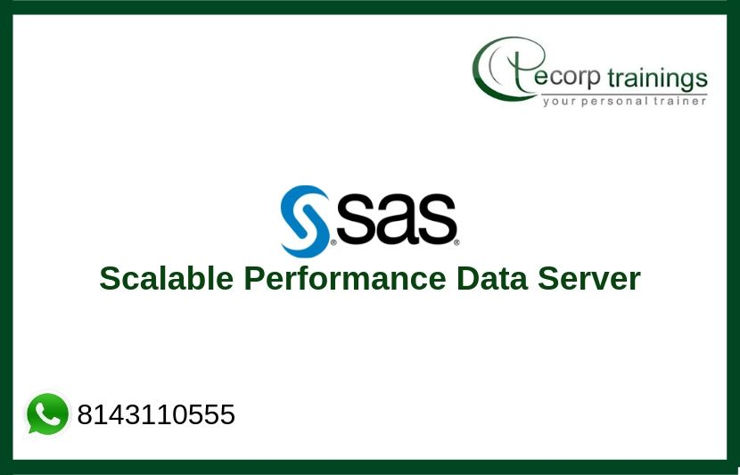 SAS Scalable Performance Data Server Training