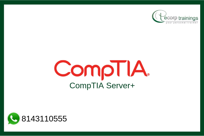 CompTIA Server+ Training