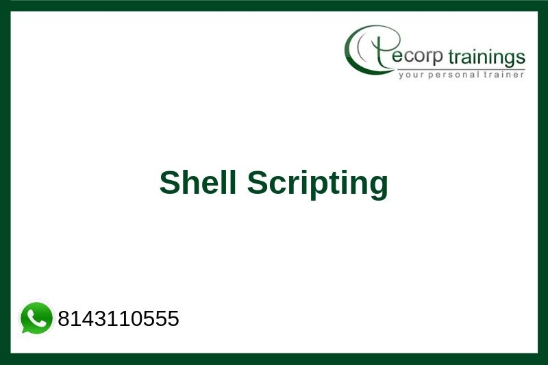 Shell Scripting Training