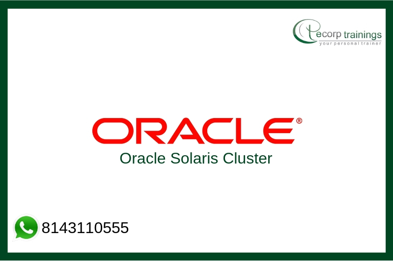 Oracle Solaris Cluster Training