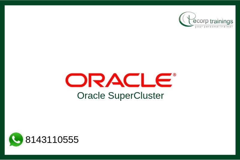 Oracle SuperCluster Training