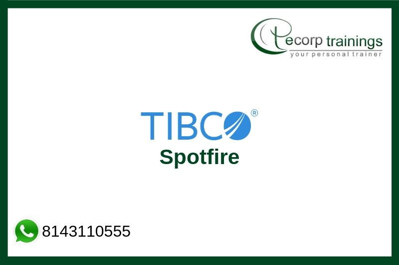 Tibco Spotfire Training