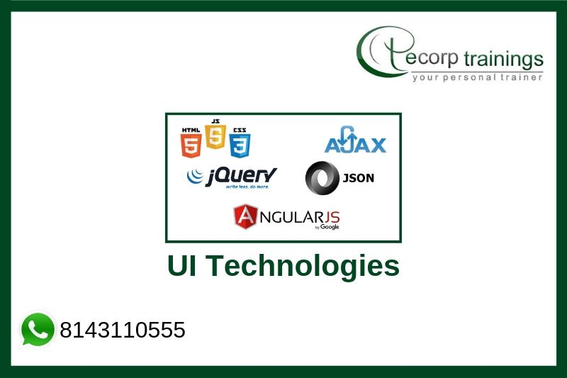 UI Technologies Training in Hyderabad