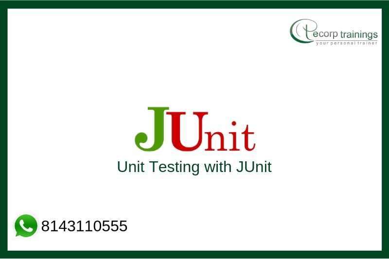 Unit Testing with JUnit Training