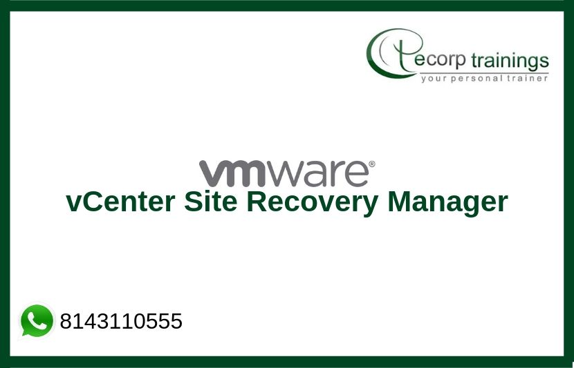 VMware vCenter Site Recovery Manager Training