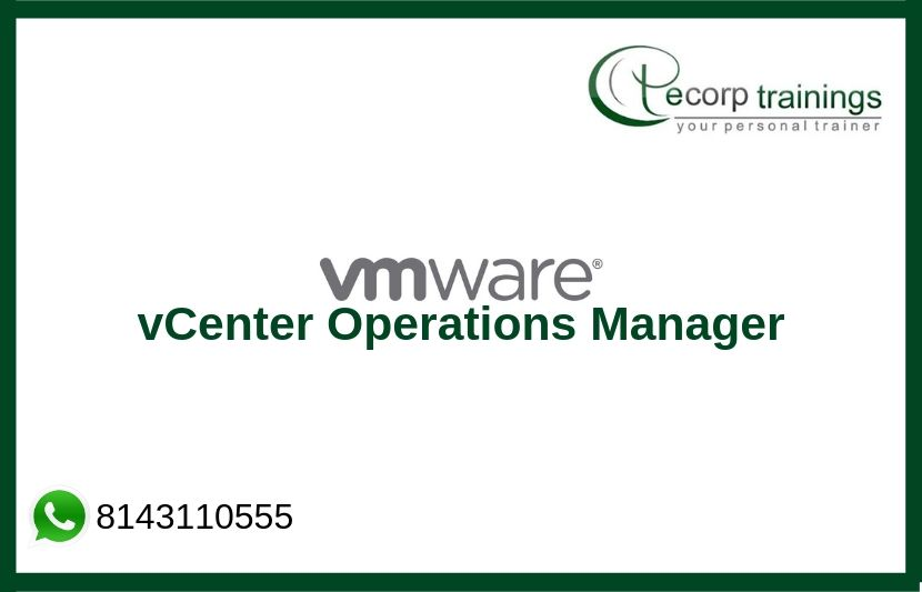 VMware vCenter Training