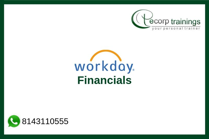 Workday Financials Training