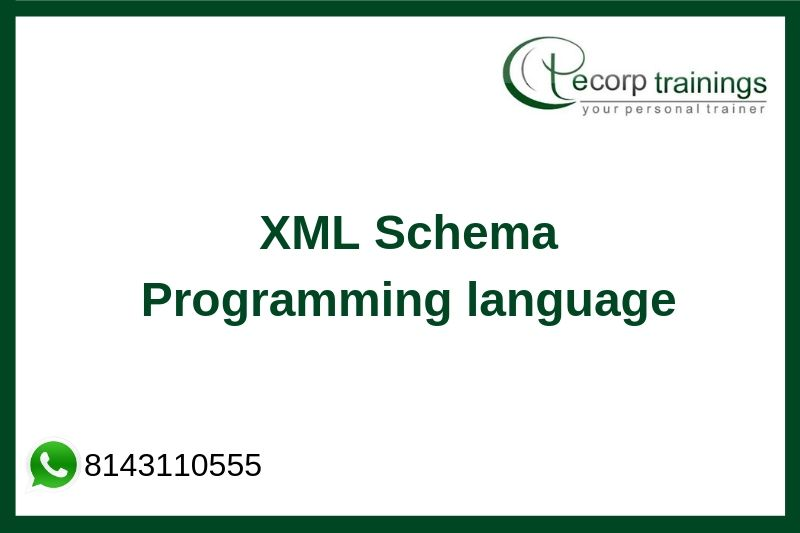 XML Schema Training