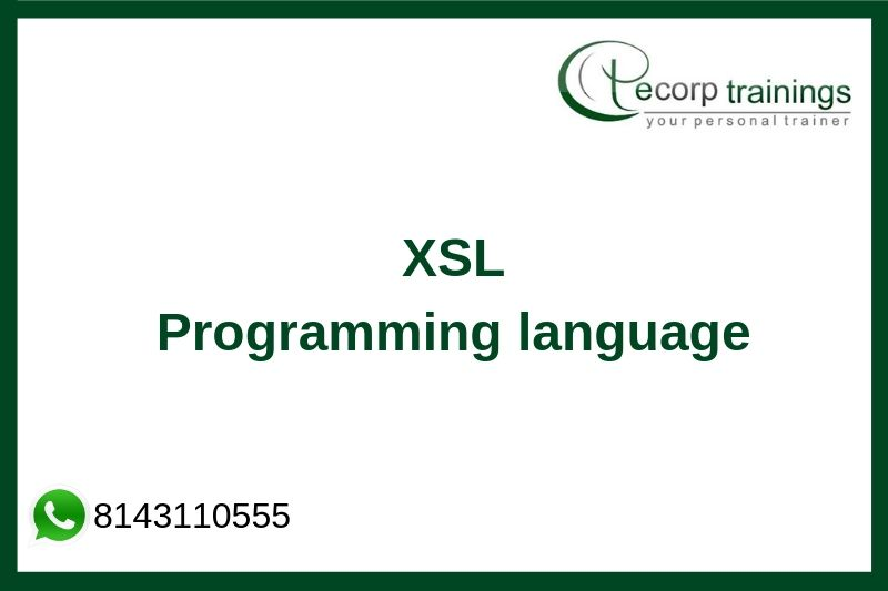 XSL Training